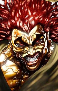 my anime list baki yujiro hanma grappler baki tv pictures myanimelist net