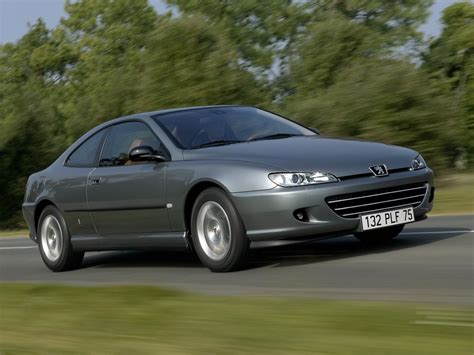 peugeot 406 coupe v6 image gallery peugeot 406 coupe 1998