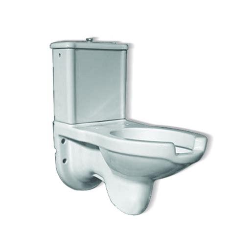 wc sospeso con cassetta esterna wc monoblocchi per bagni disabili