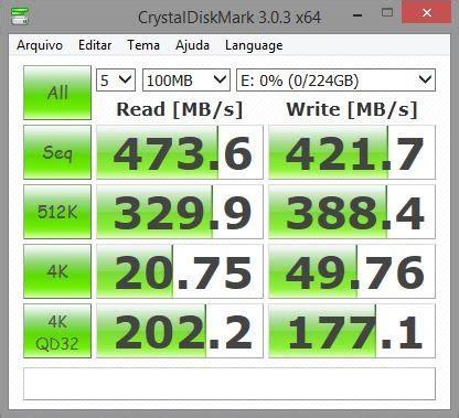 Sandisk Ultra Ii Ssd 240gb Sdssdhii 240g Black Dijamin benchmark ssd sandisk ultra ii sdssdhii 240g g25