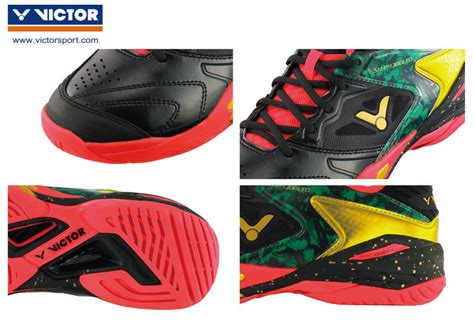 Sepatu Badminton Merk Victor victor menghadirkan koleksi edisi khusus quot the real deal