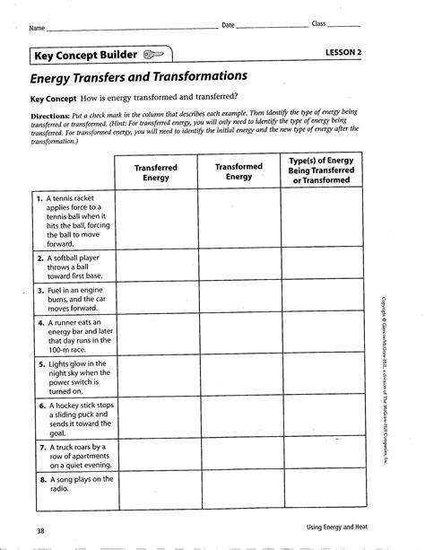 43 conduction convection and radiation worksheet