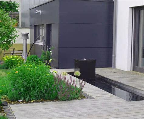 moderne gärten mit wasser wasser im garten modern garten sonstige plan