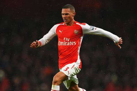 arsenal defenders arsenal defender kieran gibbs issues warning to fellow