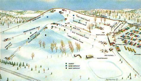 brighton trail map ski mt brighton getting to mt brighton