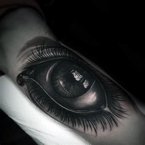 clear vision tattoo 50 realistic eye designs for visionary ink ideas