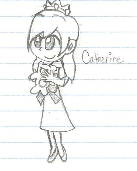 doodle name catherine princess catherine doodle by cherryberrybonbon on