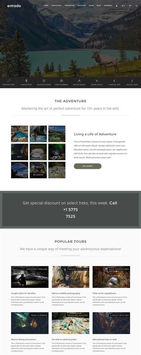travel booking template 20 best html responsive booking templates for travel