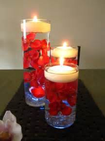 floating candle and flower centerpieces for weddings orchid floating candle wedding centerpiece led light my and flower