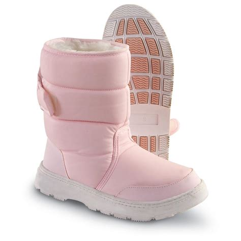 s snow boots pink 106969 winter snow boots at
