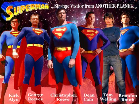 all superman starring superman from period to period easy to