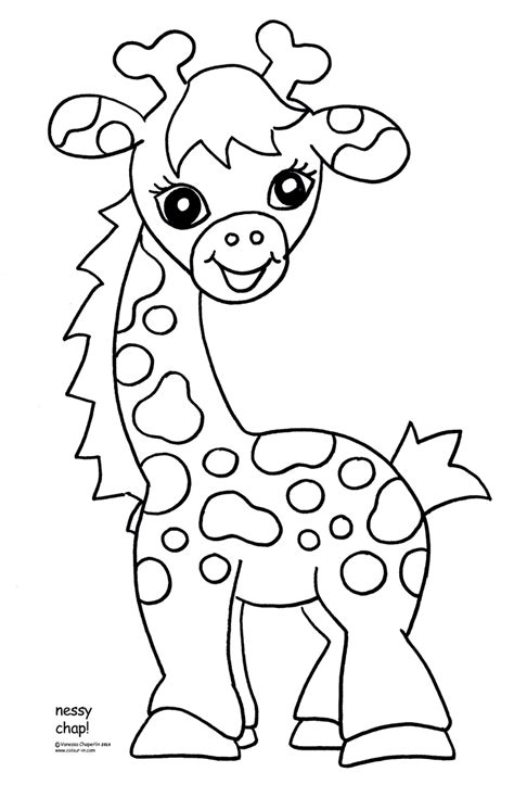 Colouring Pad Baby Animals baby animal printables baby animals coloring pages 254 bestofcoloring