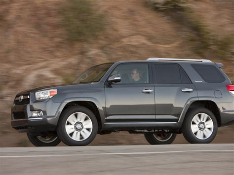 2011 Toyota 4 Runner Toyota 4runner Limited 2011 Car Image 10 Of 74