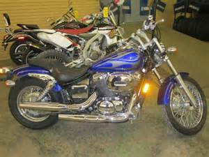 2005 Honda Shadow Buy 2005 Honda Shadow Spirit 750 Vt750dc Cruiser On