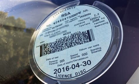 iafrica.com Check your licence discs, warns City
