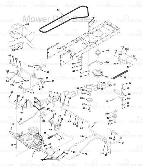 husqvarna belt diagram transmission kevlar drive belt fits some husqvarna lth120