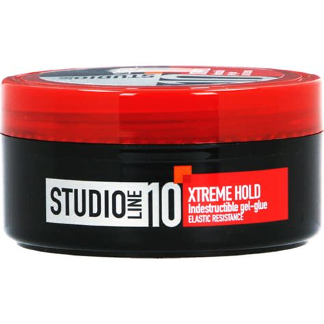 l oreal studio line indestructible gel glue xtreme hold