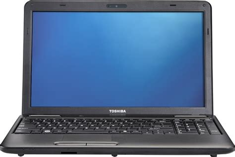 toshiba satellite laptop intel i3 processor 15 6 quot display 4gb memory 500gb