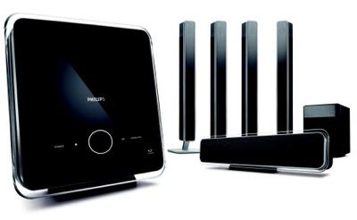 philips ambisound hts9810 dvd home theater system itech