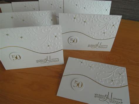Einladungskarten Hochzeit Gestalten by Einladungskarten Goldene Hochzeit Einladung Zum Paradies