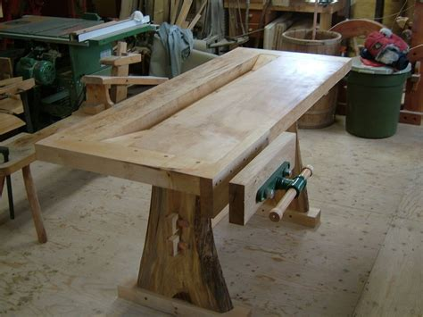 bodgers workbench by bearriverbodger lumberjocks com