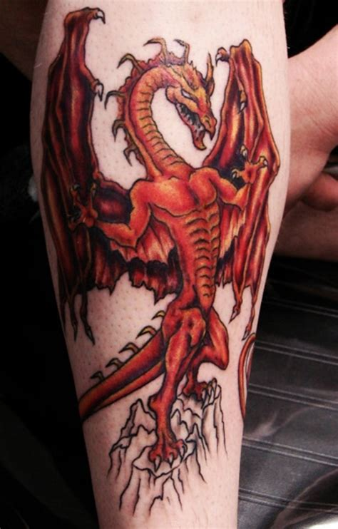 dragon leg tattoo designs 61 tattoos ideas for leg