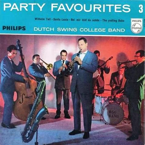 college swing party dutch swing college band nldiscografie nl