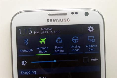android airplane mode federal aviation administration to relax on cell