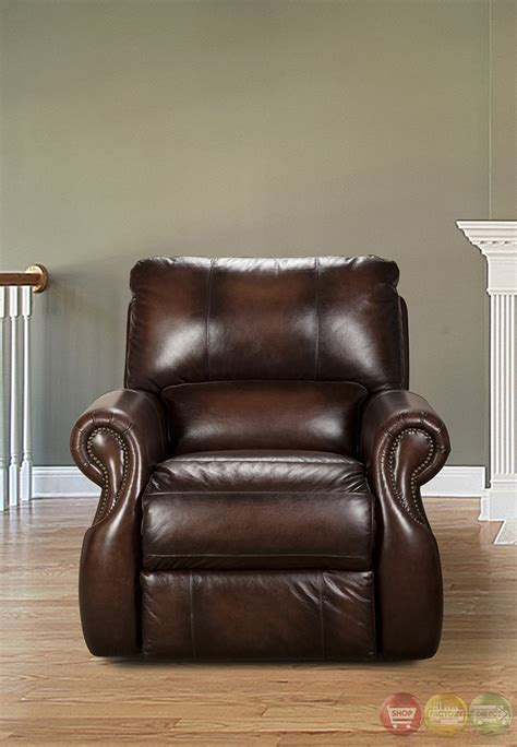 parker leather sofa parker living hawthorne brown leather power reclining sofa