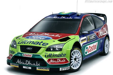 ford focus rs wrc  images specifications