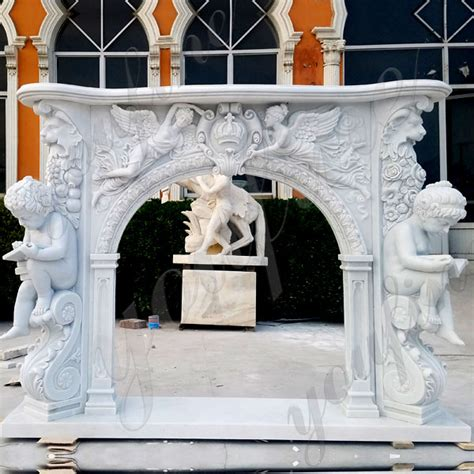 modern design marble carved fireplace china carved marble sculptures fountains