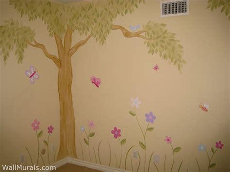 girls room wall murals examples  wall murals  girls