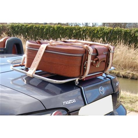 Mazda Miata Luggage Rack by Luggage Boot Rack To Mazda Mx 5 Miata 2006 2014 With Metal