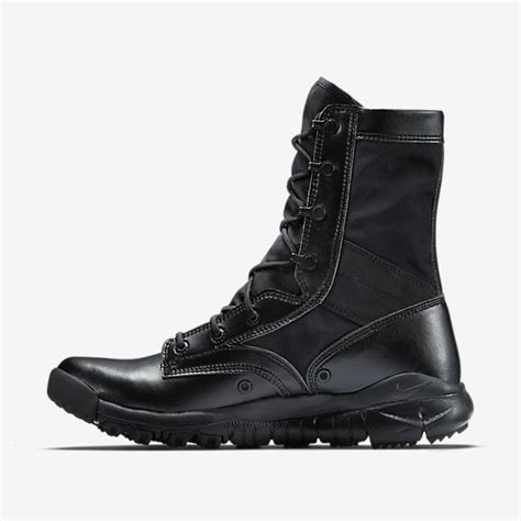 Nike Sfb Safety Black nike boots sale traffic school