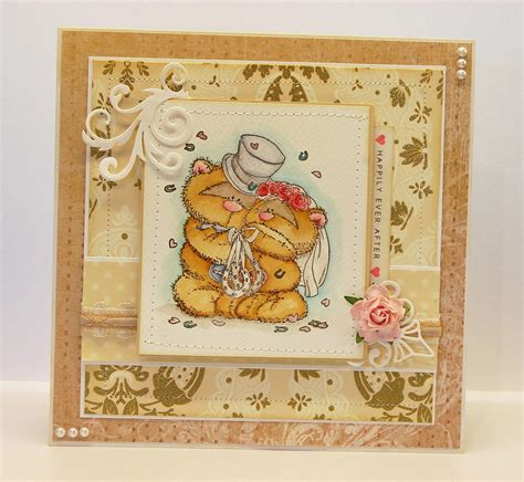 Wedding Wishes Paper by Paper Is Bliss Beary Wedding Wishes