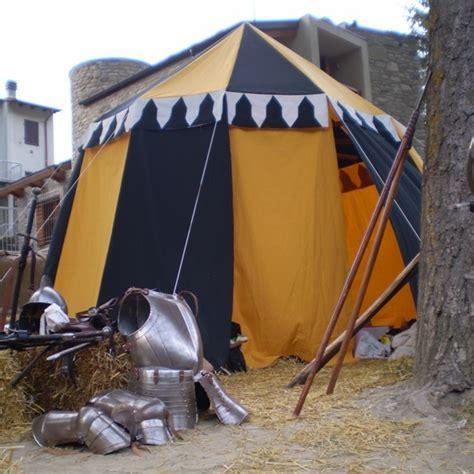 tenda medievale societ 224 dei vai padiglione circolare