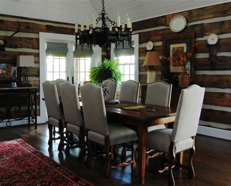 beautiful log cabin dining rooms 30 best beautiful log cabin dining rooms images on pinterest