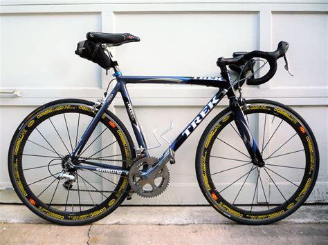 light road bikes for sale 7700 trek ssl ultra light road racing bike oclv 55