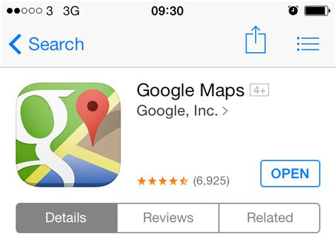 google images download app how to get google maps on iphone and ipad