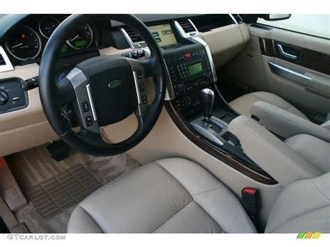 land rover hse interior 2009 land rover range rover sport hse interior photo