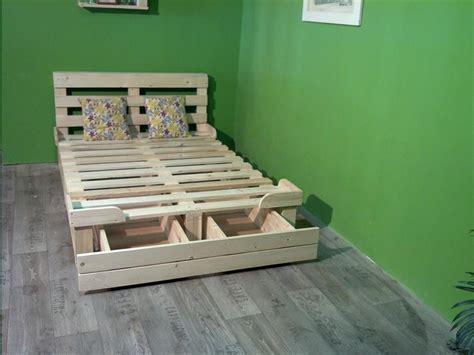 beds made out of pallets pallet platform bed with storage pallet platform bed