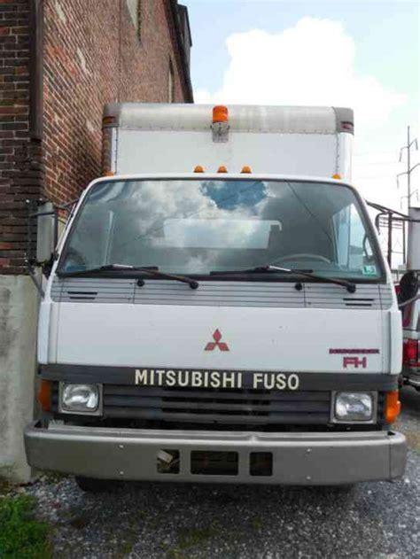 small engine maintenance and repair 1993 mitsubishi truck electronic valve timing mitsubishi fuso fh 1993 van box trucks