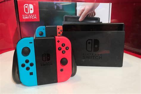 console switch nintendo switch vs xbox one spec comparison digital