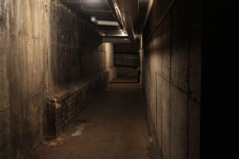 murder castle basement walk through sort of
