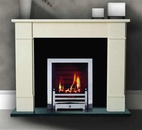 unique fireplace collection with wooden frame