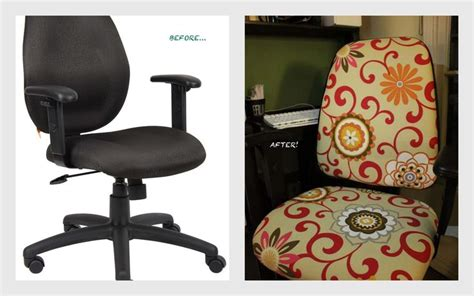 Reupholster Office Chair by Pin By Joani Ramsey On Diy Projects