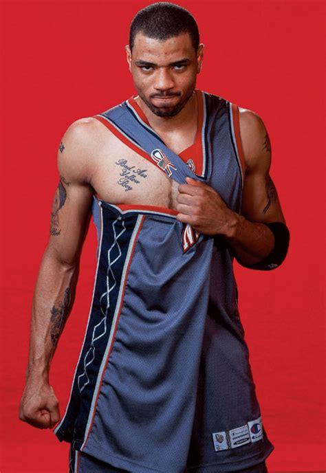 kenyon martin tattoo classic pics of new jersey nets basketball si