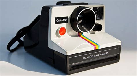 land polaroid design classic the polaroid onestep land