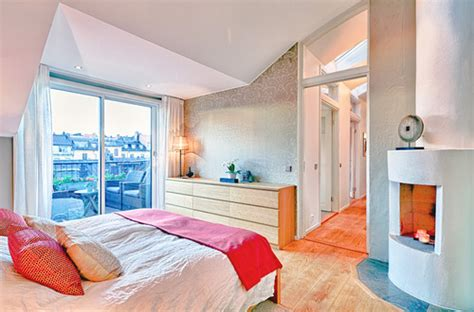 beautiful bedrooms tumblr colorful modern 166 sq m apartment in stockholm