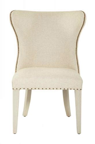 Bernhardt Dining Chairs Upholstered Wing Dining Chair Bernhardt